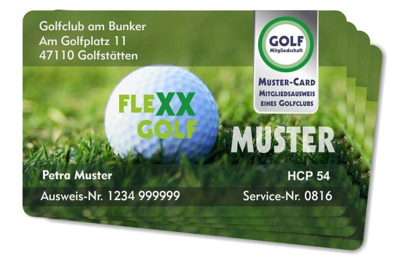 Golfausweis